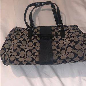 Classic Coach bag